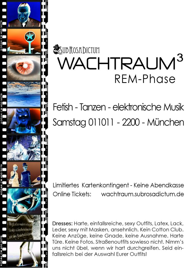 Wachtraum REM Phase